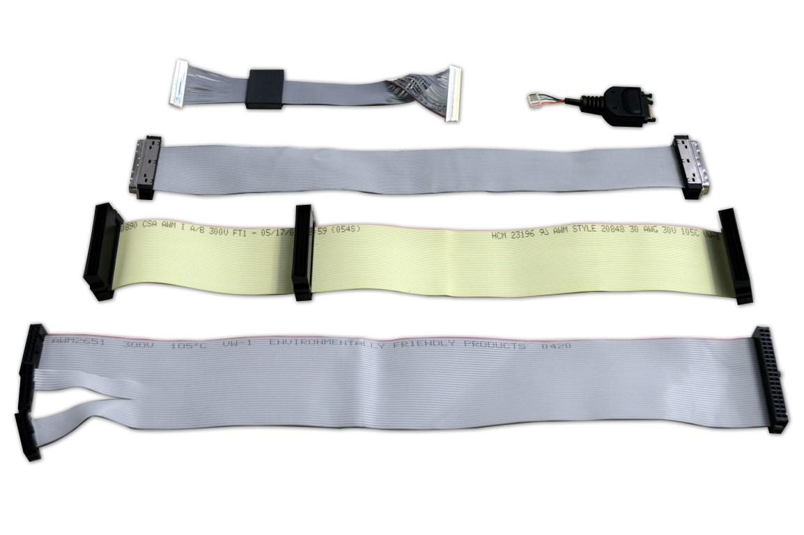 Flat Cable Assemblies : Flat ribbon idc cable assemblies international component